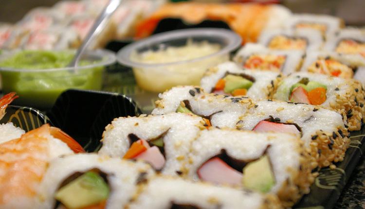 boom del sushi