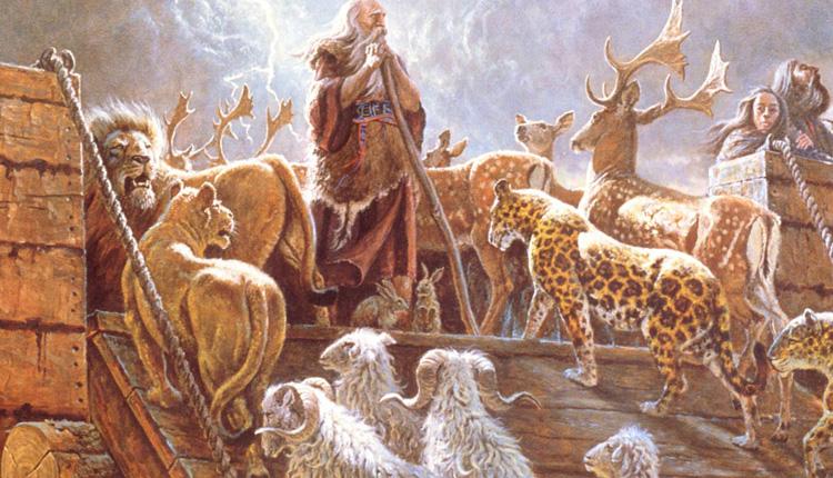 storia dell arca di noè